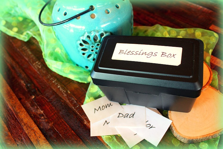 Blessings Box
