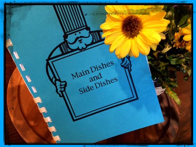 Blue Cookbook 1
