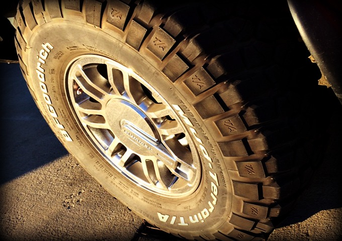 Hummer Tire