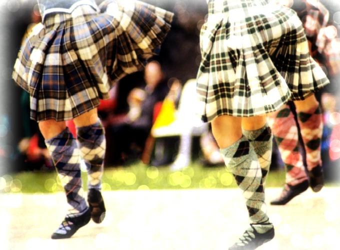 Scottish Dancers 2