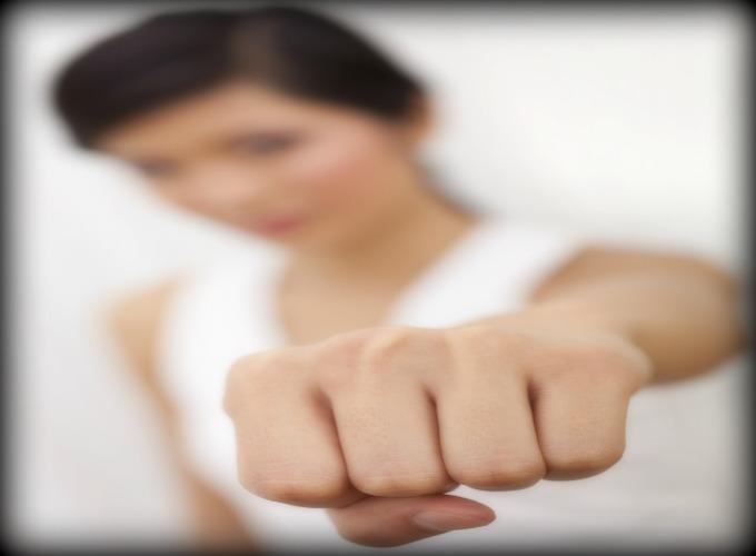 TaeKwondo Fist 1