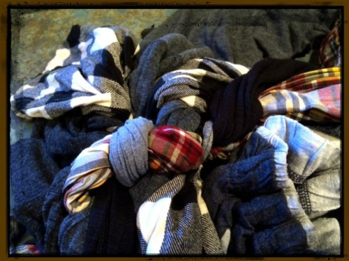 Clothes in Knot 2