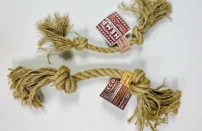 Hemp Dog Toys Photo