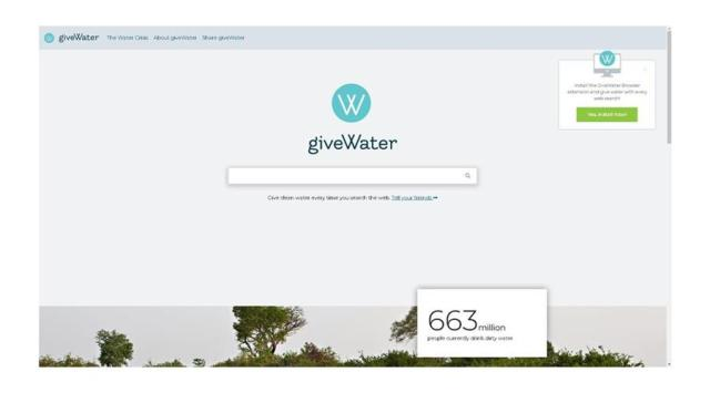 giveWater