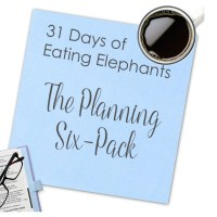 The Planning Six-Pack