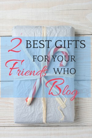 Planners and cameras and e-courses are great, but there are two FREE gifts you can give a blogger that will mean the world to them.