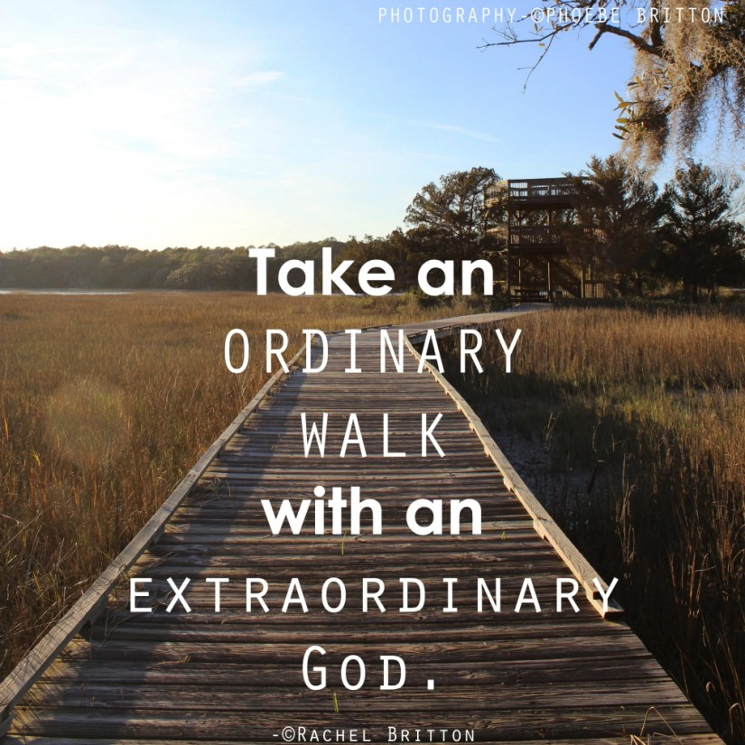 Ordinary walk
