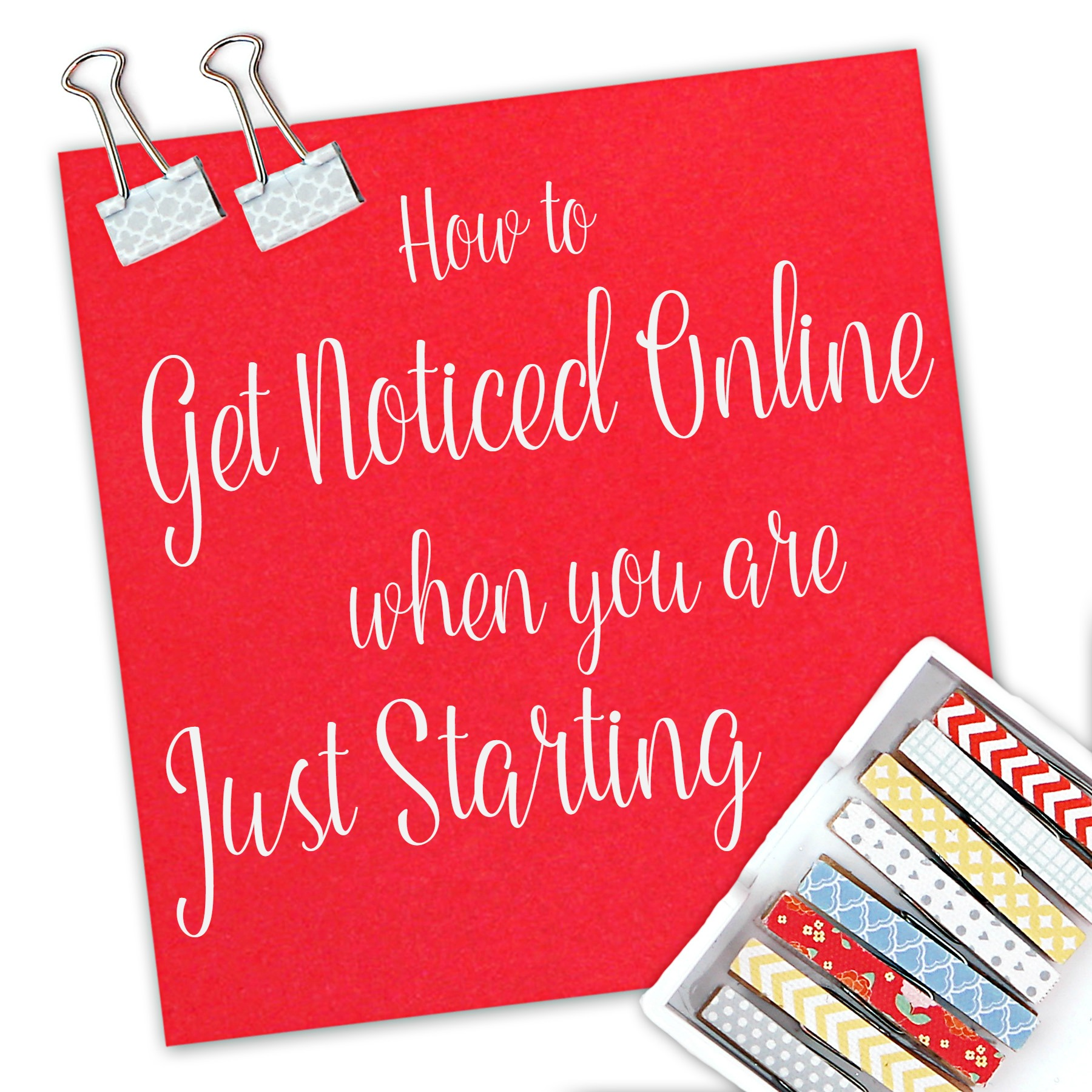 How to get noticed online dating