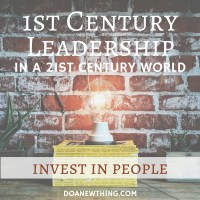 Leaders Invest in People