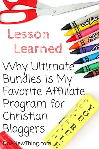 Ultimate Bundles makes their customers, affiliates and authors feel like family.