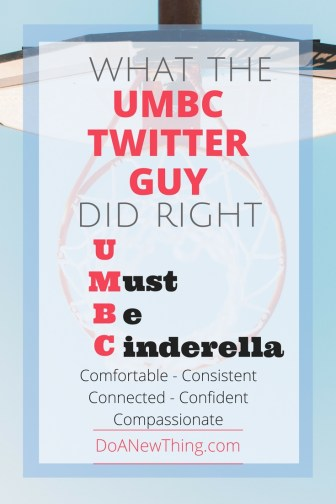 If you feel more like a pumpkin than a princess on Twitter, learn what the UMBC Athletics Twitter guy did right to capture the heart of sports fans everywhere.