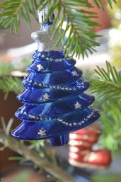 shiny fir-tree