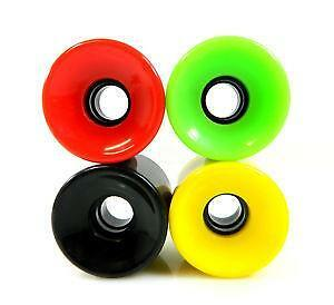 60 mm plastic penny skateboard wheels