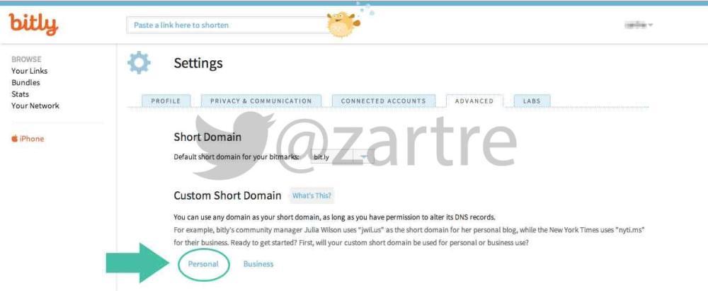 วิธีสร้าง Custom Short URL ของตัวเองด้วย Bit.ly (2/6)