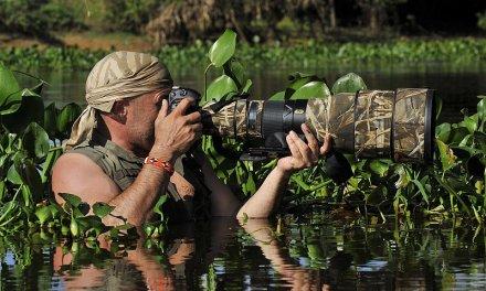 Jak se vybavit na focení do přírody