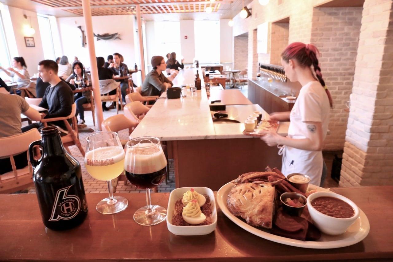 Brasserie Harricana Finest Brasserie Harricana Cuisine
