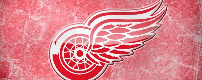 Detroit Red Wings logo courtesy of stmed.net
