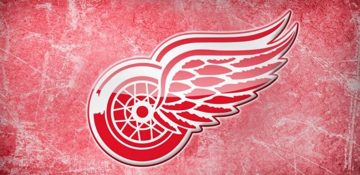 Detroit Red Wings logo courtesy of stmed.net