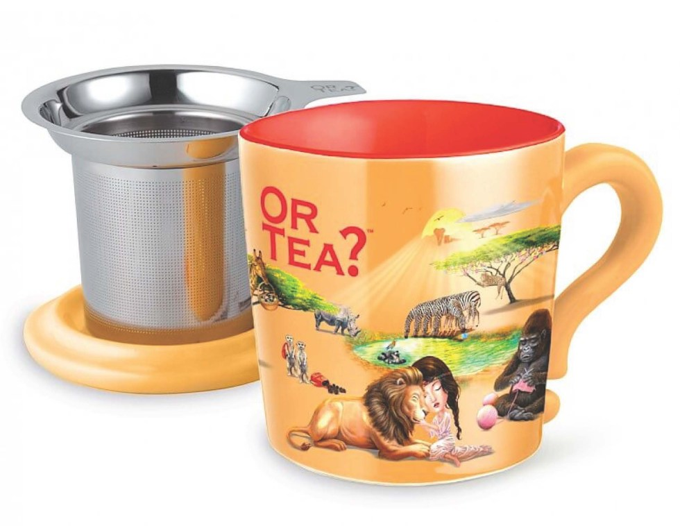 African affairs mug