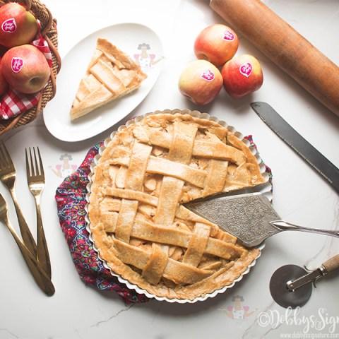 Apple Pie - Easy Apple Pie Recipe