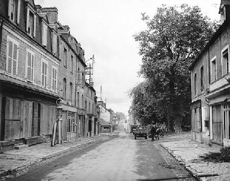 Normandy: Then and Now (1/2)