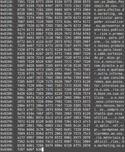 EULA 1 - Dados Pessoais