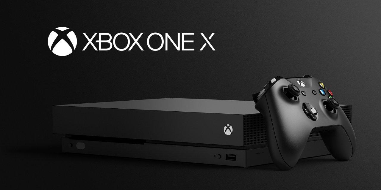 DD 055 Microsoft presenta el Xbox One X