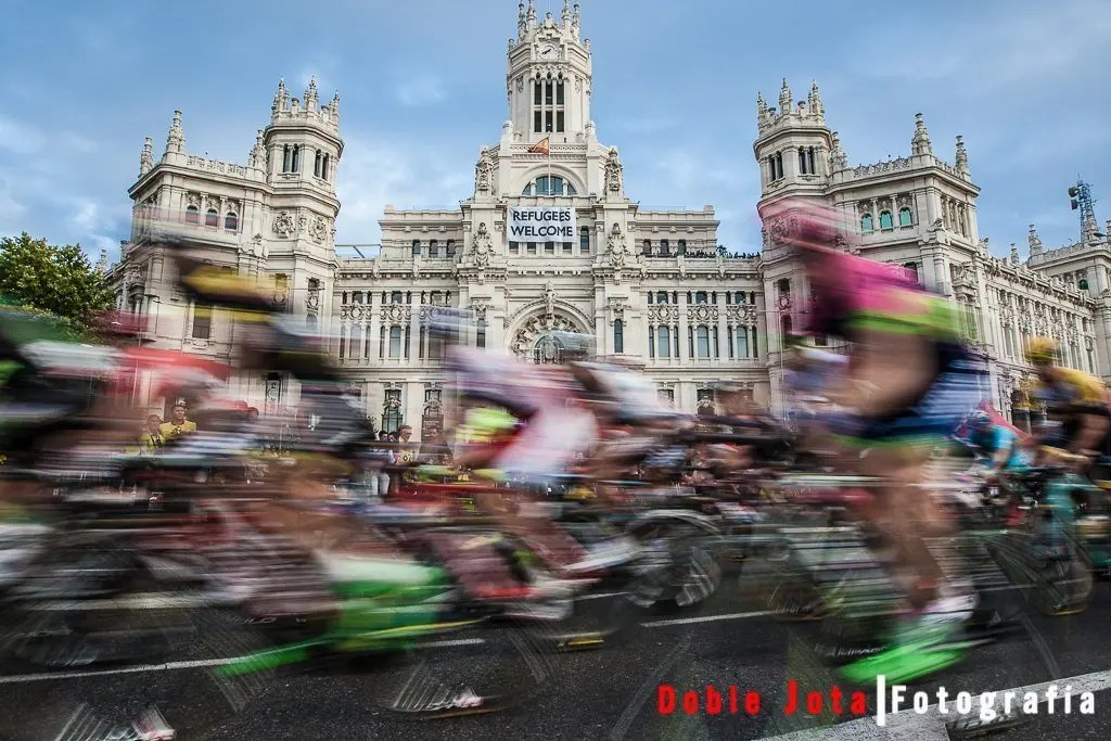 Vuelta Ciclista a España - Etapa Madrid 2015