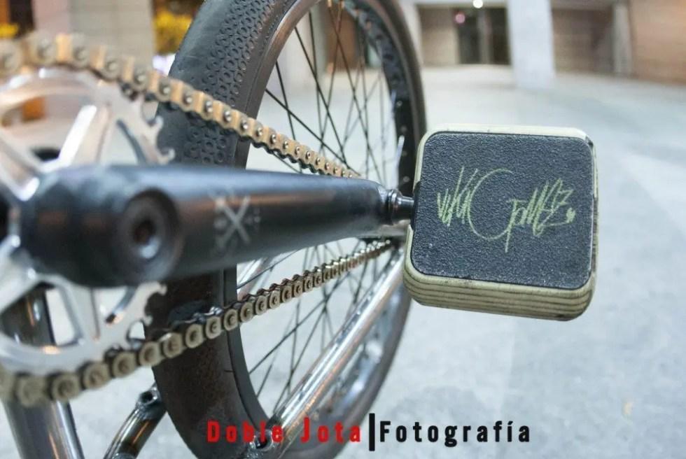 Pedal Vicky Gomez
