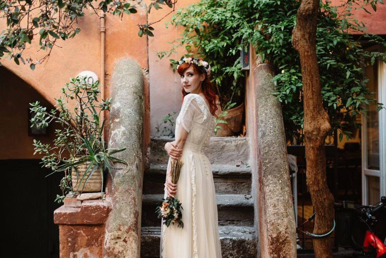boda en Roma - Wedding in Rome - Doblelente boda - Nira y Alberto
