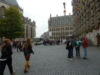 Centro de Lovaina, Bélgica