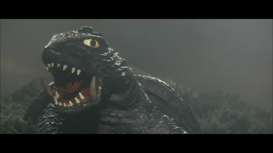 Gamera returns @ 19:48