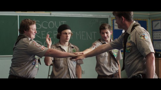 Scouts Guide to the Zombie Apocalypse Blu-ray screen shot 2