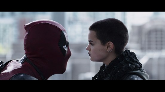 Deadpool Blu-ray screen shot 10