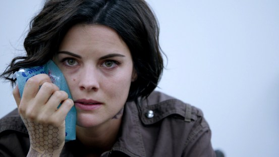 Blindspot: Season One Blu-ray screen shot 6