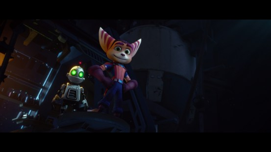 Ratchet & Clank Blu-ray screen shot 9