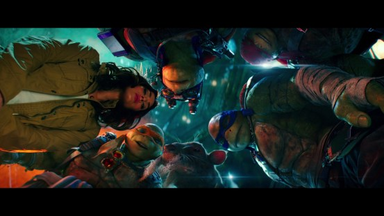 TMNT: Out of the Shadows Blu-ray screen shot 16