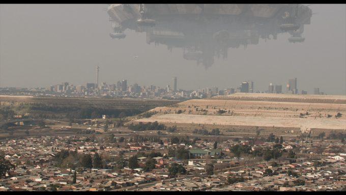 District 9 4K UHD screen shot