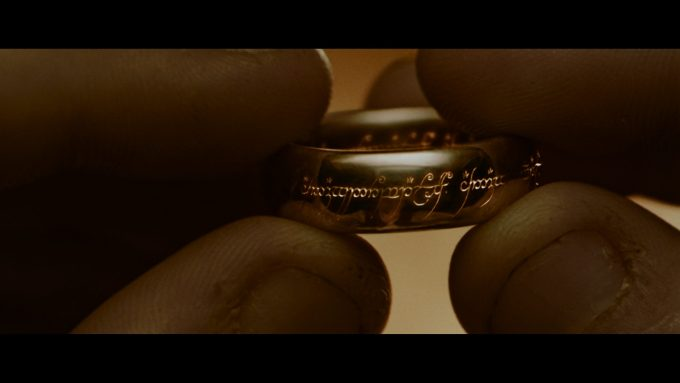 Lord of the Rings: The Fellowship of the Ring 4K UHD screen shot