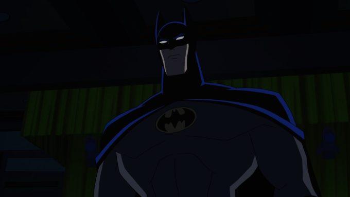 Batman: Soul of the Dragon 4K UHD screen shot