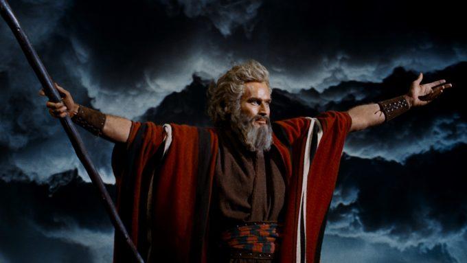 The Ten Commandments 4K UHD screen shot