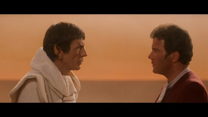 Star Trek III: The Search for Spock 4K UHD screen shot