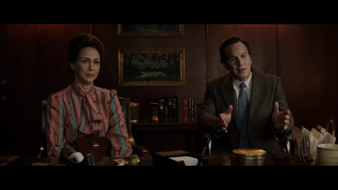 The Conjuring: The Devil Made Me Do It 4K UHD screen shot