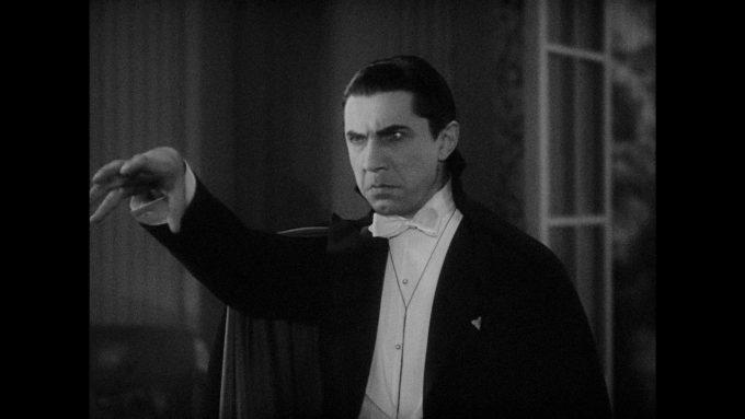 Dracula (1931) 4K UHD screen shot