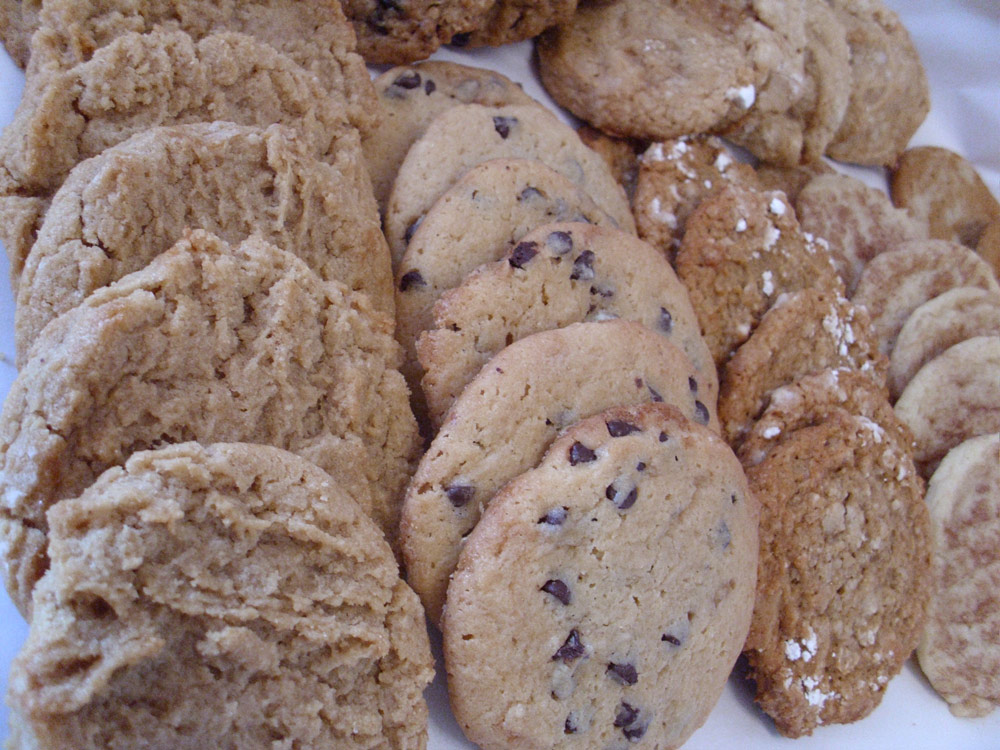 Small Cookie Tray Christmas Only  Dobos Delights