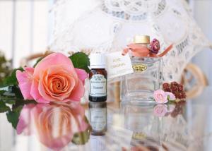 Kosmetyki zolejkiem różanym