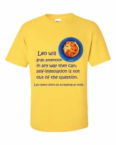 Leo T-Shirt (daisy)