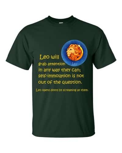 Leo T-Shirt (forest)