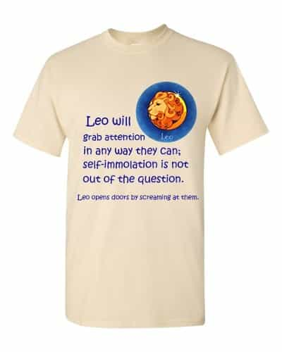 Leo T-Shirt (natural)
