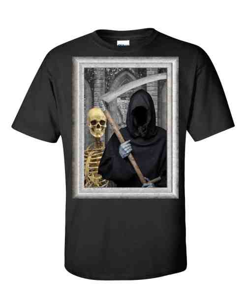 Transylvanian Gothic T-Shirt (black)